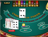 Click to Play Caribbean Stud Poker Free!
