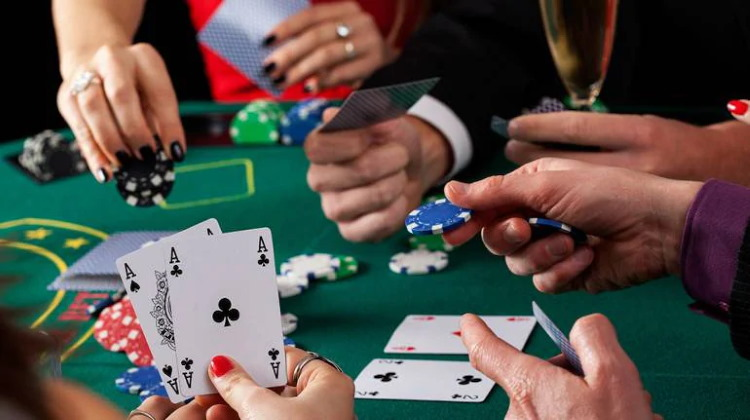 Poker Playing Guide